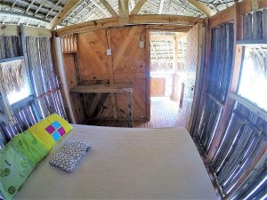 Private Cabin, Shared Bath, Sand Floor