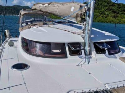 Atila Catamaran Charter