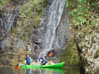 Gatun Kayaking Waterfall
